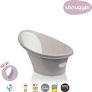 【英國Shnuggle】月亮澡盆2021(台灣總代理公司貨),一個人輕鬆幫寶寶洗澡 奶茶杏