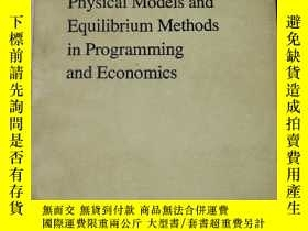 二手書博民逛書店Physical罕見Models and Equilibrium