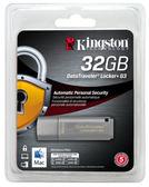 Kingston DTLPG3/32G 金士頓 USB DataTraveler Locker+ G3 32G 100%硬體 加密 隨身碟