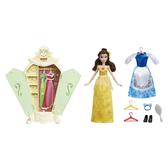 美女與野獸 迪士尼公主貝兒與她的衣櫥