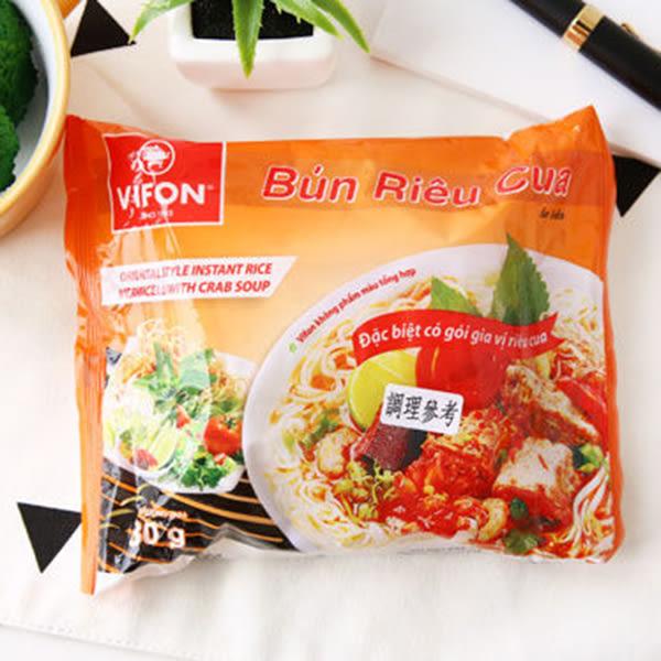 【東南亞食品】VIFON越南蟹味湯粉-80g