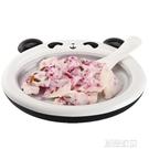 炒冰機 家用小型迷你炒冰機兒童diy水果抄冰淇淋 城市科技DF