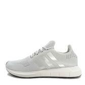 Adidas Originals Swift Run W [CG4146] 女鞋 運動 休閒 慢跑 襪套 灰 銀 愛迪達