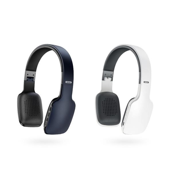 REMAX RB-700HB 超薄無線頭戴藍牙 仿蛋白皮耳罩 佩戴舒適 摺疊輕巧 使用10小時 正版台灣公司貨