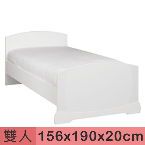 伊莉貝特物理性純棉防塵雙人床墊套156x190x20cm