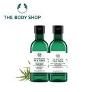 THE BODY SHOP 茶樹淨膚深層潔面膠-250ML+茶樹淨膚調理水-250ML 百貨專櫃正貨