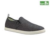 SANUK  素面拉環設計休閒鞋-男款SMF10971 BCMB(鐵灰色)