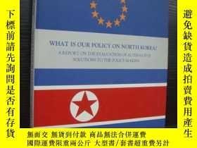 二手書博民逛書店What罕見is our policy on north Kor