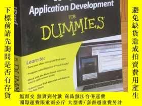 二手書博民逛書店iPad罕見Application Development for Dummies (16開)Y5460 Bo