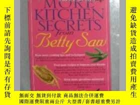 二手書博民逛書店【英文原版書】罕見Even More Kitchen Secre