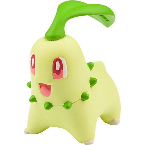 Pokemon 精靈寶可夢 EX - PCC_31 菊草葉