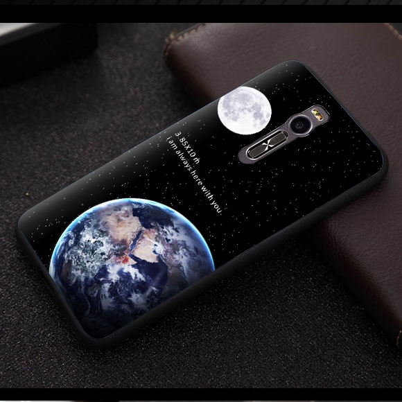 [ZE551ML 硬殼] ASUS 華碩 ZenFone 2 Deluxe (5.5吋) ZE550ML Z00AD Z008D 手機殼 外殼 地球月球