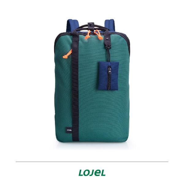 LOJEL TAGO TRAVEL13吋筆電  輕旅後背筆電包 綠色