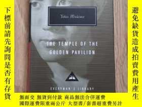 二手書博民逛書店The罕見Temple Of The Golden Pavilion 金閣寺 Yukio Mishima 三島由紀