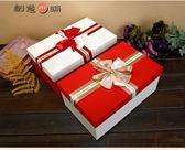 618好康又一發||超大禮品盒大號長方形禮物伴手禮盒11