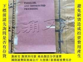 二手書博民逛書店Parallel罕見and Distributed Proces