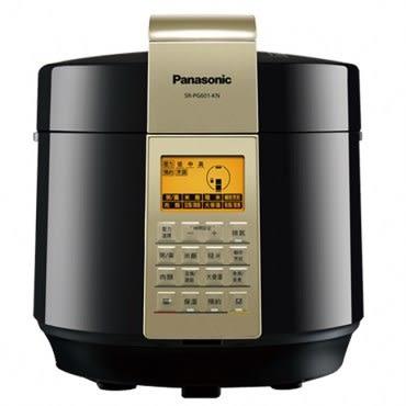 Panasonic國際牌 6公升微電腦壓力鍋 SR-PG601