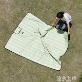 野餐墊野餐墊戶外便攜超輕野炊地墊外出墊子防潮可折疊防水草坪沙灘墊 海角七號