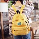 店慶優惠-雙肩包女韓版復古帆布背包