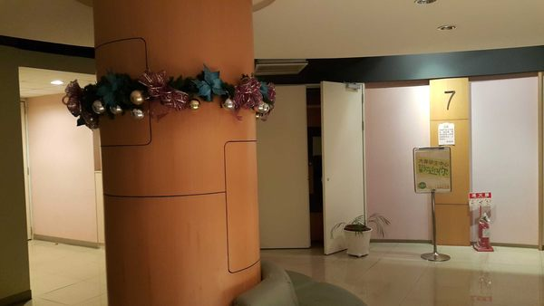 新北市永和花店情意花坊過年春節氣氛佈置/社區燈飾施工/聖誕樹出租耶誕燈飾(真理堂)2015-1