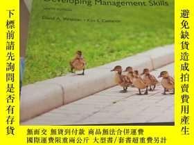 二手書博民逛書店Developing罕見Management Skills, G