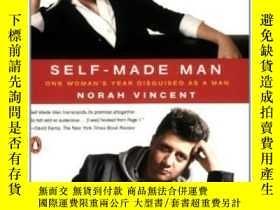 二手書博民逛書店Self-made罕見Man-白手起家的人Y436638 Norah Vincent Penguin Book