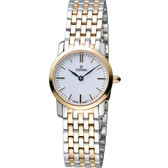 TITONI Slenderline 超薄淑女腕錶 TQ42918SRG-583 雙色款