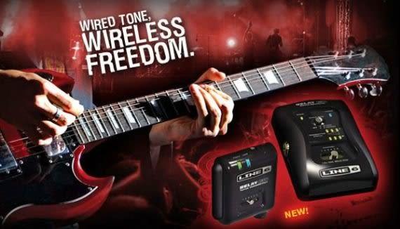 【金聲樂器廣場】全新 Line 6 RELAY G30 電吉他貝斯 無線接收器