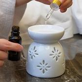 香薰燈精油燈臥室蠟燭家用創意精油香熏靜音陶瓷熏香爐加濕香薰爐