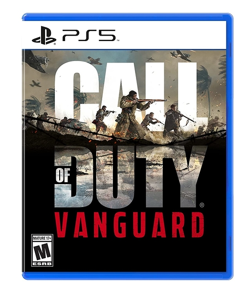 PS5 決勝時刻 先鋒 中文版 Call of Duty Vanguard【預購11/5】