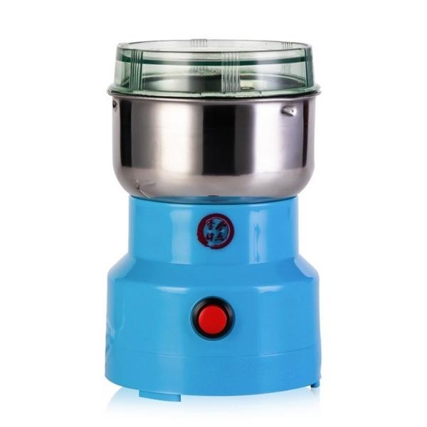 【台灣現貨】粉碎機 五穀雜糧電動磨粉機 家用小型研磨機 不銹鋼中藥材咖啡打粉機 110Vigo
