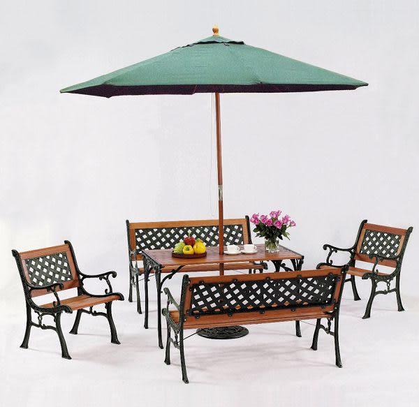 HY-Y362-9  單人編織公園椅(單台)