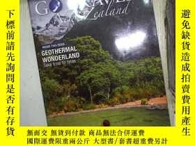 二手書博民逛書店GO罕見TRAVEL NEW ZEALAND AUTUMN 20