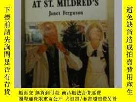 二手書博民逛書店Staff罕見nurse at st .mildred's 原版