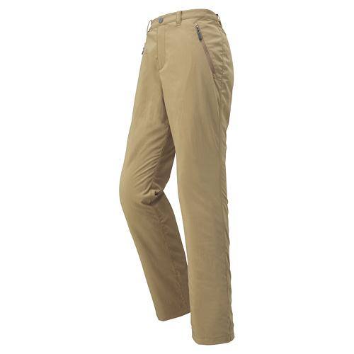 [好也戶外]mont‧bell Lining Trekking 女款雙向彈力薄刷毛褲 No.1105440-GM/TN