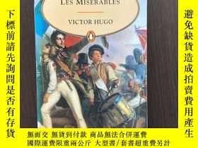 二手書博民逛書店Les罕見Miserables (Penguin Popular Classics)悲慘世界 英文版Y2755
