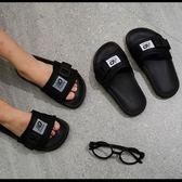 兒童拖鞋夏季男童涼拖鞋女2018新款潮學生小孩專用軟底防滑中大童  巴黎街頭