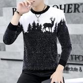 毛衣男裝打底衫外套毛衫線衣秋冬保暖加厚潮流2020上衣服春季新品