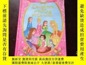 二手書博民逛書店Daughters罕見of the King 90 Devotions 國王的女兒們90篇祈禱文Y20470