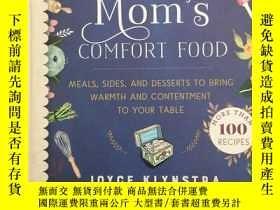 二手書博民逛書店Mom s罕見Comfort Food: Meals, Side