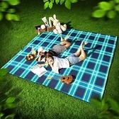 野餐墊防潮墊戶外郊游墊子地墊加厚便攜草坪ins風野炊防水野餐布 生活樂事館