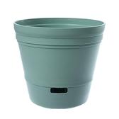 素陶透氣圓盆8吋(綠)