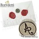 義大利 Bortoletti scs/01/1 圓形 英文字母 封印 21501180672069 / 個