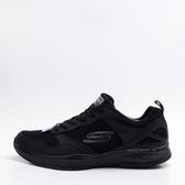 Skechers   運動系列 BURST TR  慢跑鞋-黑  警察 全黑 勤務鞋 工作鞋 52606BBK