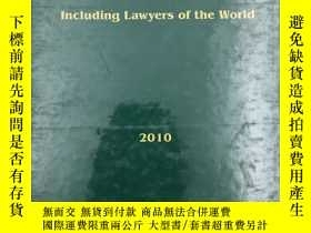 二手書博民逛書店the罕見american bar 2010 including
