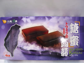 大熊健康~糖蜜蒟蒻400公克(8條入/盒)
