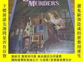 二手書博民逛書店The罕見dollhouse murdersY314457 wr