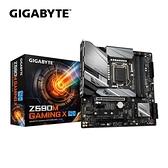 GIGABYTE 技嘉 Z590M GAMING X 1200 腳位 2.5GbE乙太網路 M-ATX 主機板