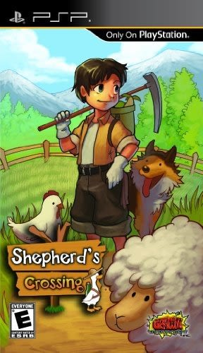 PSP Shepherd s Crossing 牧羊人的路口(美版代購)