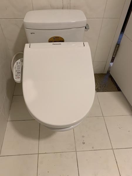 【麗室衛浴】殺很大  日本INAX 原裝超人氣商品 C-991VRN-TW 單體馬桶+國際牌Panasonic電腦馬桶蓋